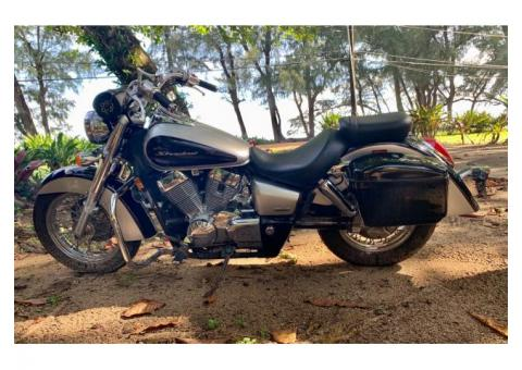 Honda Shadow 750cc